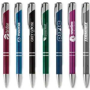 Metallic_High End Hotel Pens_Front Desk Supply