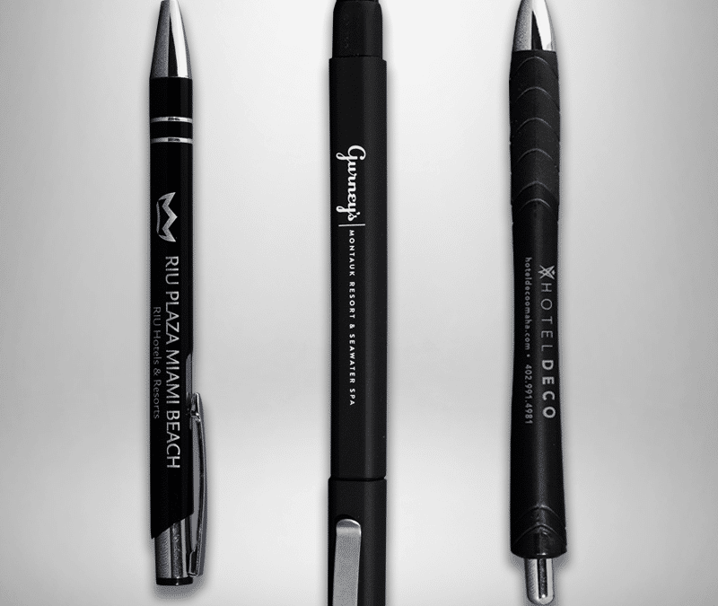 Hotel Pens: Three Things to Consider When Ordering