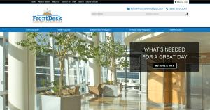 HotelSupplyHQ Website