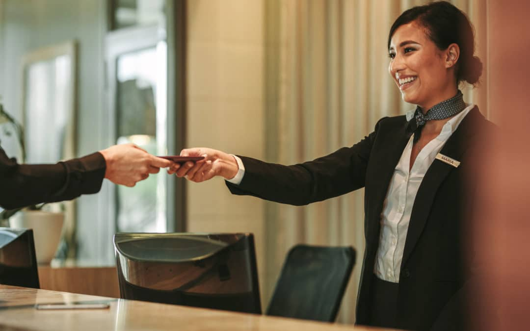 Concierge Tags: The Best Way to Inventory Your Guests' Baggage
