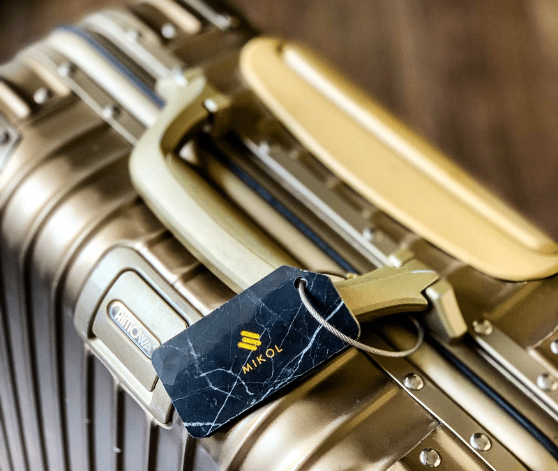 Why Luggage and Valet Tags Are Important