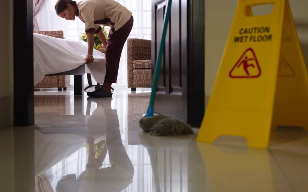 3 Hotel Sanitation Tips During the Holidays