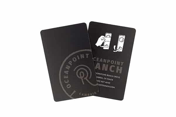 Oceanpoint Ranch RFID Key Matte