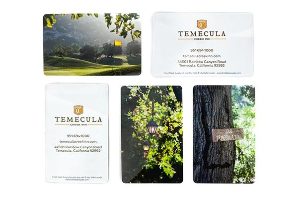 Temecula Creek RFID Keys